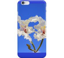 Coffee Bush Purity - Wild Flowers from Africa - Delicate Beauty iPhone Case/Skin