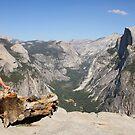 Glacier Point view by Kathryn Steel