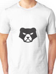 American Black Bear Head Retro Unisex T-Shirt