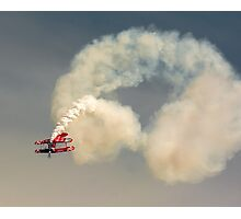 Donut in the sky Photographic Print