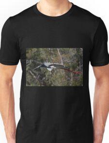 Straight Through Unisex T-Shirt