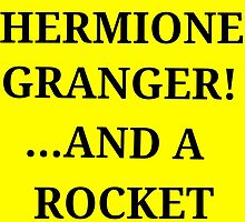 """""""I want hermione"""" draco quote in yellow by Queen-of-Asgard"""