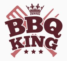 BBQ KING by DesignFactoryD