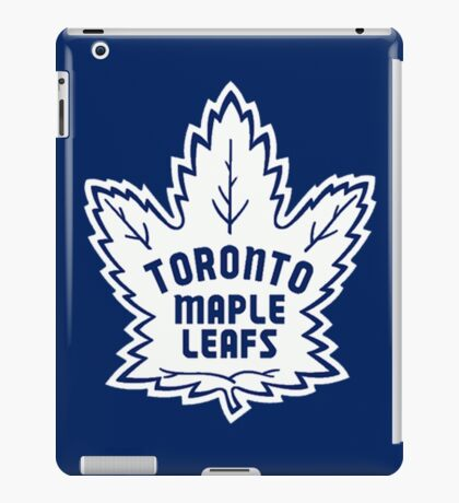 TORONTO MAPLE LEAFS NHL iPad Case/Skin
