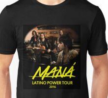 Mana Tour 2016 Unisex T-Shirt
