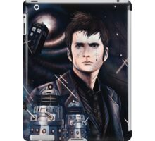David Tennant as Doctor Who iPad Case/Skin