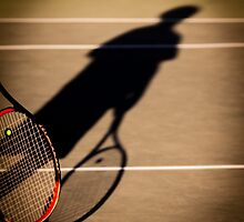 Tennis by Caitlyn Grasso