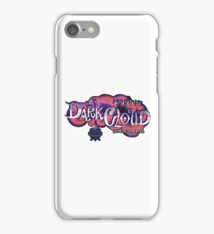 Dark Cloud Classic iPhone Case/Skin