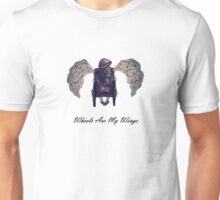 Wheels Are My Wings Unisex T-Shirt