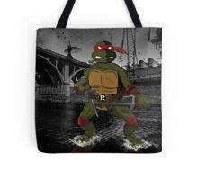 MrWetpaint x Turtles - Raph Tote Bag