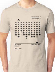 SPACE INVADERS tshirt Unisex T-Shirt