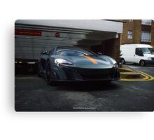 McLaren 675LT Spider Canvas Print