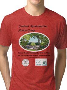 Revitalising Corrimal- NSW Tri-blend T-Shirt