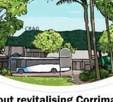 Revitalising Corrimal- NSW Sticker