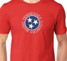 Tennessee Country Music Unisex T-Shirt