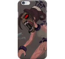 Painwheel iPhone Case/Skin