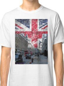 London union Jack Flag Classic T-Shirt