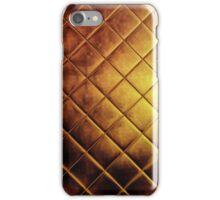 Golden Tiles iPhone Case/Skin