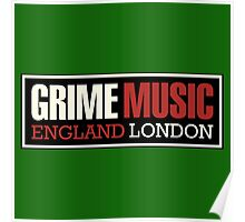 Grime music england london Poster