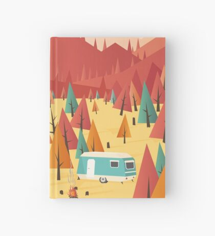 Go out Hardcover Journal