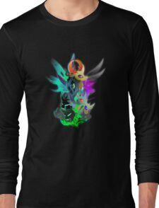 The Changeling Queen and King Long Sleeve T-Shirt