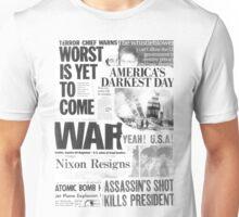 America 1945-2013 Unisex T-Shirt