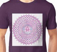 Lotus Crown chakra Unisex T-Shirt