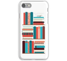 The world belongs to those who read. iPhone Case/Skin
