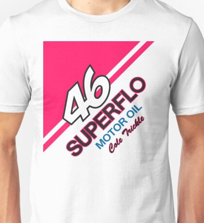 SUPERFLO - DAYS OF THUNDER - TOM CRUISE Unisex T-Shirt