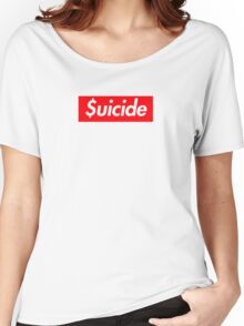 Suicide (SUICIDEBOYS Supreme) Women's Relaxed Fit T-Shirt