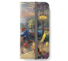 Beauty and the Beast Landscape iPhone Wallet/Case/Skin