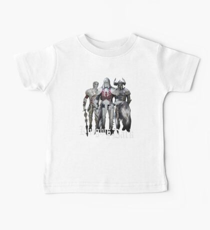 Knights of Dark Baby Tee