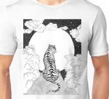 Tiger Moon Unisex T-Shirt