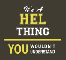 It's A HEL thing, you wouldn't understand !! by satro