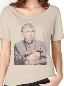 Trump's Presidential Portrait Women's Relaxed Fit T-Shirt
