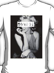 Monroe #1 T-Shirt