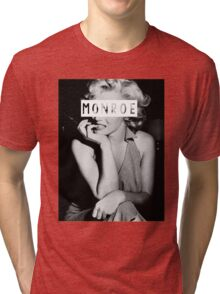 Monroe #1 Tri-blend T-Shirt
