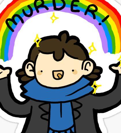 ~MURDER~ Sticker