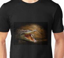 Crocodile At Amaru Unisex T-Shirt