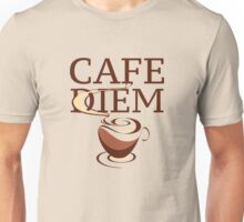 Cafe Diem Unisex T-Shirt