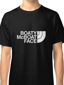 Boaty McBoat Face Classic T-Shirt