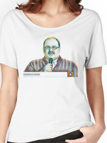 Kenneth Bone - Ken Bone - HERO Women's Relaxed Fit T-Shirt