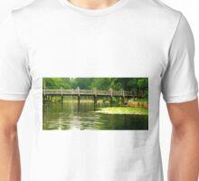 #415  Walking Bridge Of Spring Lake Unisex T-Shirt