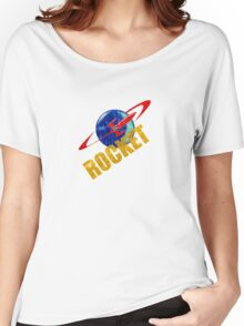 ROCKET VINTAGE 2 Women's Relaxed Fit T-Shirt