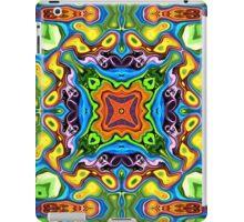 Colorful Mandala Pattern iPad Case/Skin