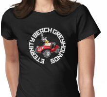 Buggy Racer Womens Fitted T-Shirt