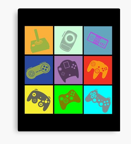 Ultimate Gamer Canvas Print