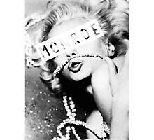 Monroe #2 Photographic Print