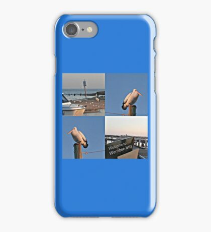 PELICAN MELBOURNE iPhone Case/Skin