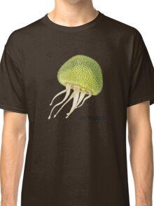 Jj - Jellyfruit // Half Jellyfish, Half Jackfruit Classic T-Shirt